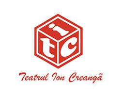 Logo Teatrul Ion Creangă