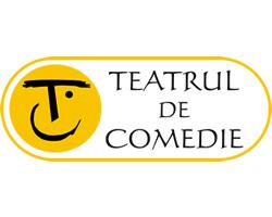 Logo Teatrul de Comedie
