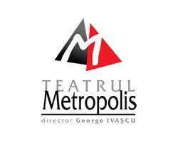 Logo Teatrul Metropolis
