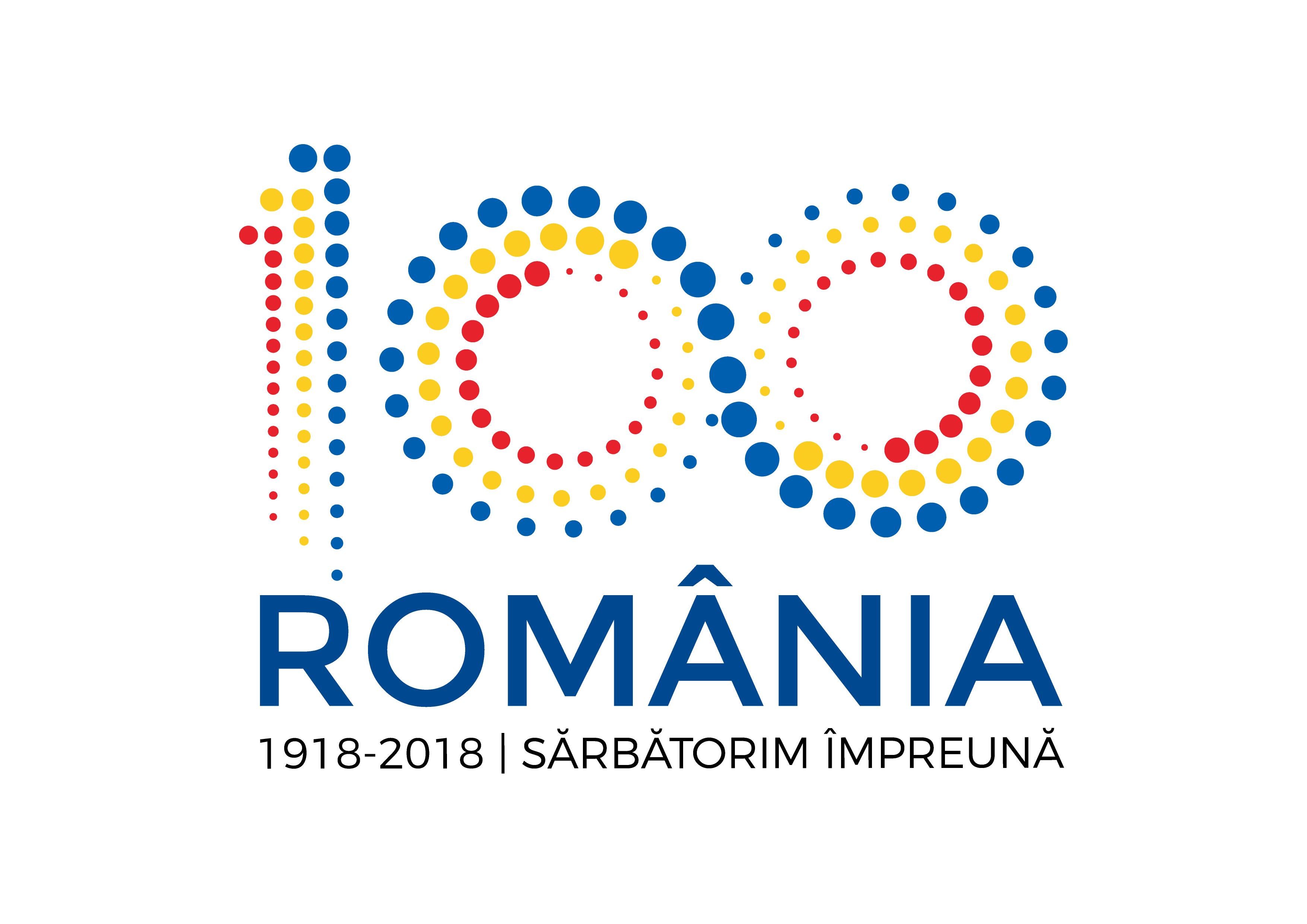 Logo Centenarului Marii Uniri
