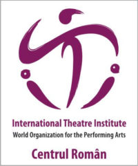 Logo Institutul international de Teatru