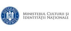 Logo Ministerul Culturii și Identității Naționale